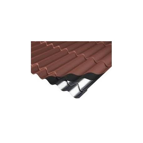 Panel sandwich para tejado